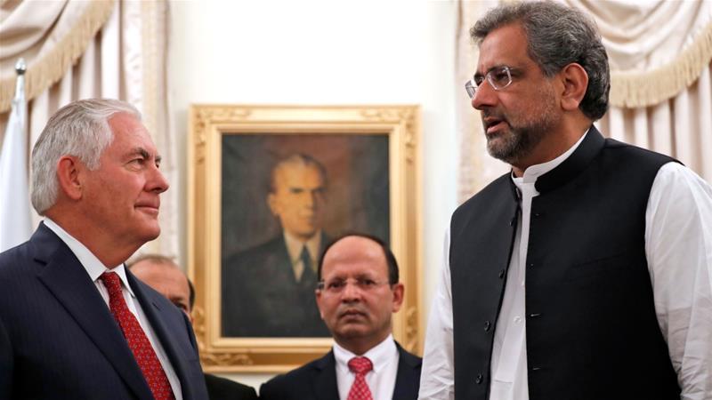 Pakistan-US war of words over Donald Trump's tweet