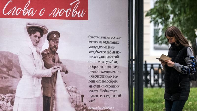 Matilda A Tale Of Tsar Crossed Lovers Russia Al Jazeera