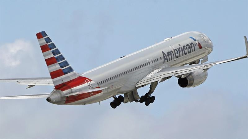 NAACP warns black passengers not to fly American