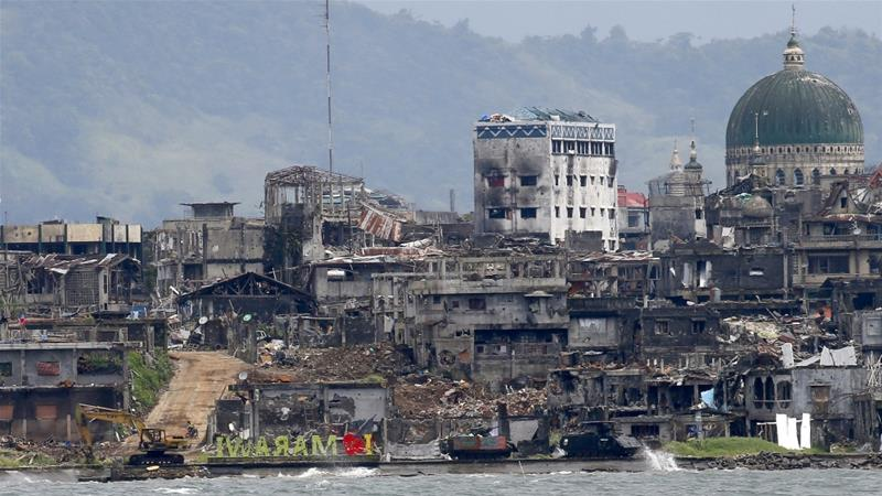 Taking Back Marawi