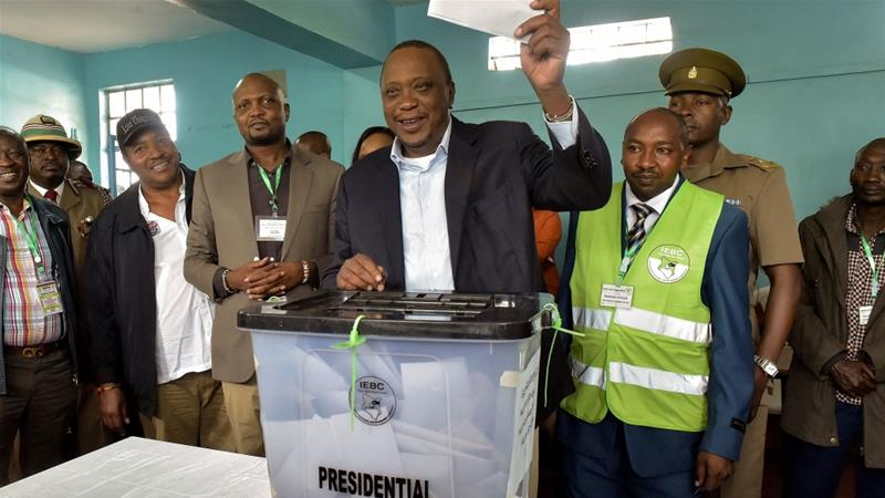 Vote rerun: What is happening in Kenya today? | News | Al Jazeera