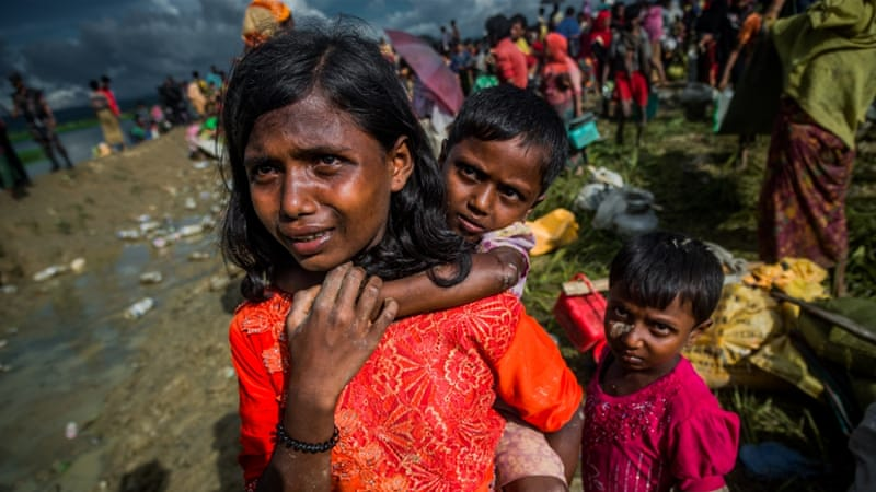 Myanmar's tourism in crisis amid Rohingya suffering