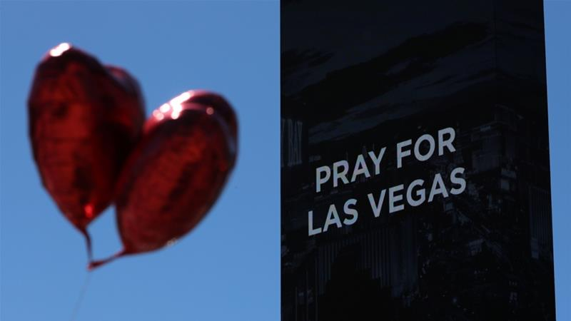 President Trump travels to grieving Las Vegas after mass shooting