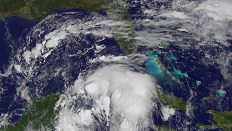Track Hurricane Nate with webcams along the Gulf Coast