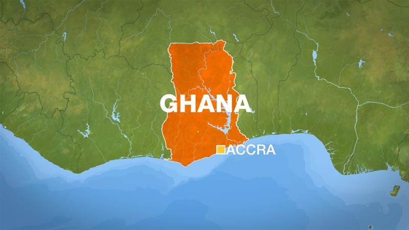 At least 60 killed in Ghana bus crash