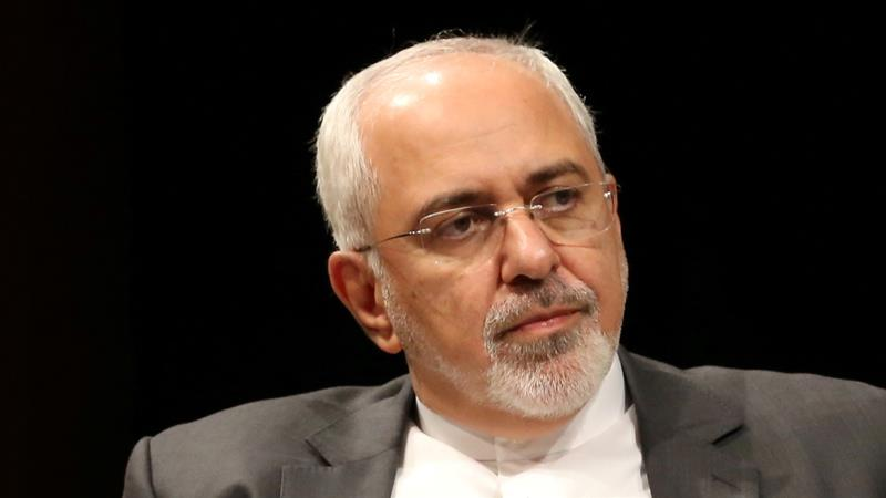 Iran's Javad Zarif: 'The US is addicted to sanctions'