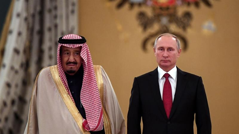 Can Russia and Saudi Arabia be allies?