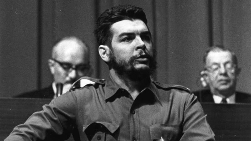 Ernesto 'Che' Guevara was executed aged 39 after being captured by US-backed troops in Bolivia in 1967 [Keystone/Getty Images]