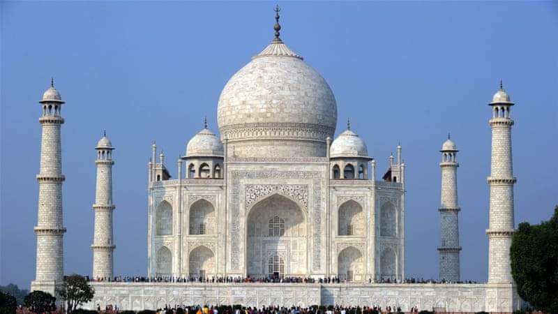 taj mahal dropped from tourism booklet of uttar pradesh india news