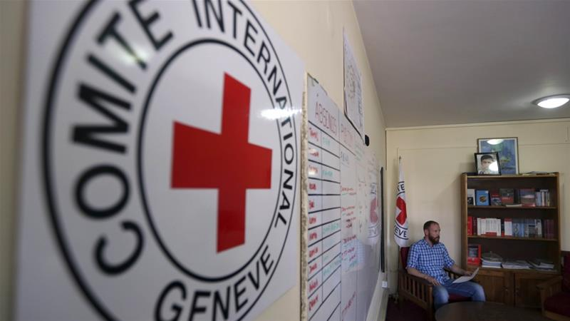 Red Cross to reduce presence, activities in Afghanistan