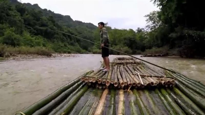 Dicing with death on the rivers of Vietnam and Laos