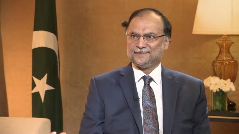 Ahsan Iqbal: Pakistan not friends with 'terror' groups