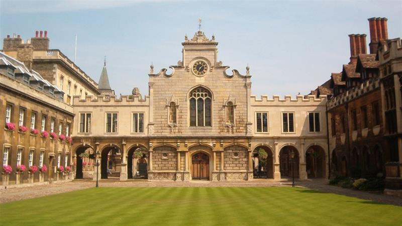 University of Cambridge said it was wrong in trying to replace Salih [Creative Commons]