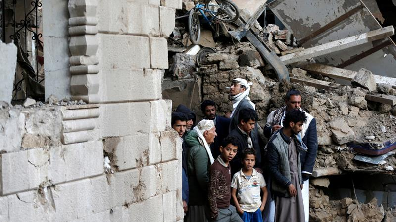 How can Yemen's humanitarian crisis be solved?