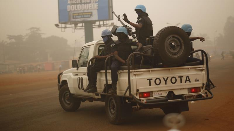 Grenade attack on peace concert in CAR