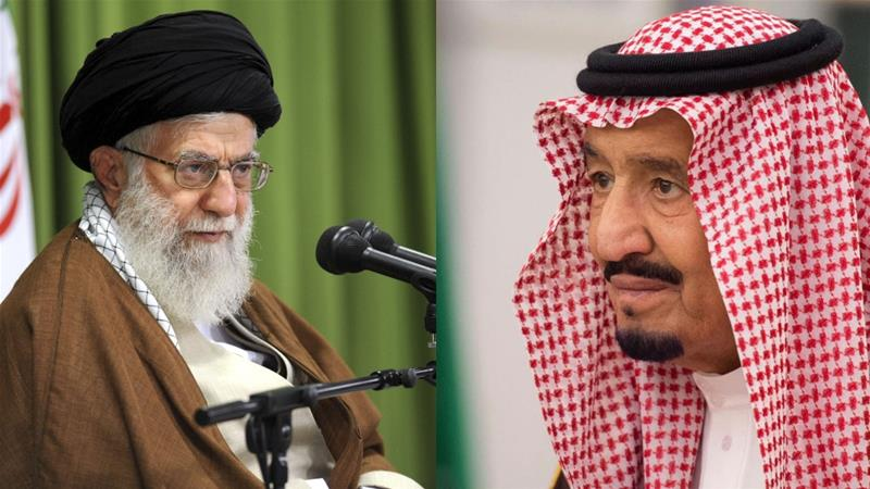 Saudi Arabia and Iran have been battling each other for regional hegemony for years [AP]