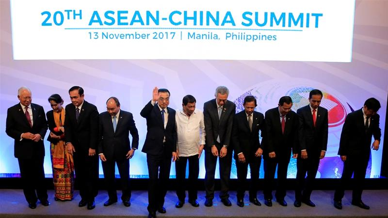 ASEAN and China to start talks over disputed waters