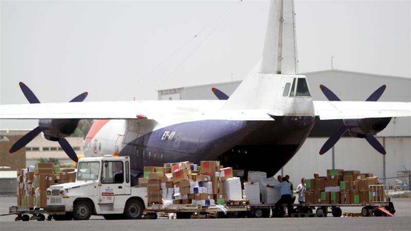 Vaccines arrive in Yemen after Saudi Arabia lifts blockade