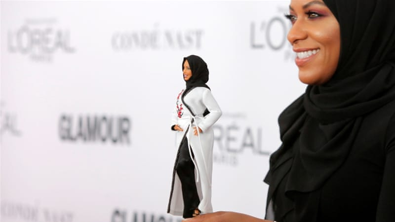 Hijab-Wearing Barbie