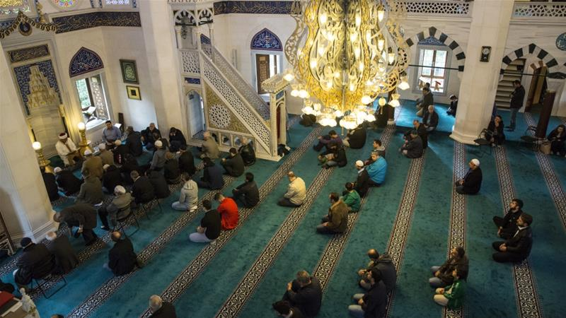 Mosque In Germany Attacked With Molotov Bombs