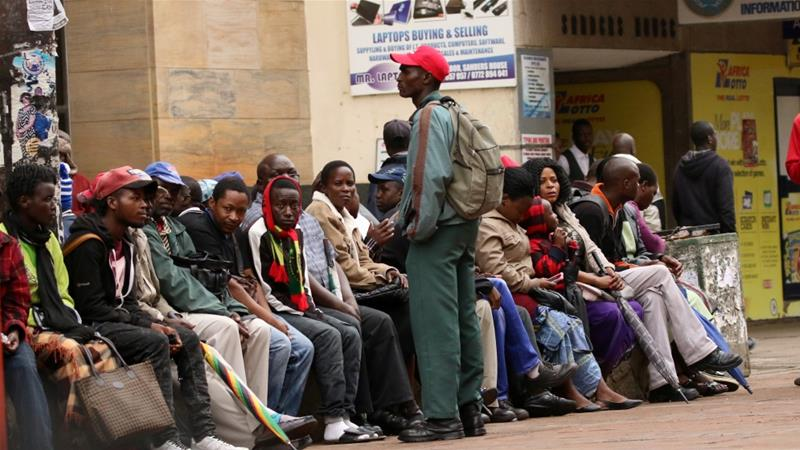 How the people of Zimbabwe were sidelined, yet again