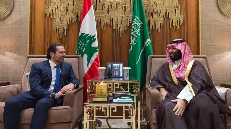 Saad Hariri, Saudi power play and the media