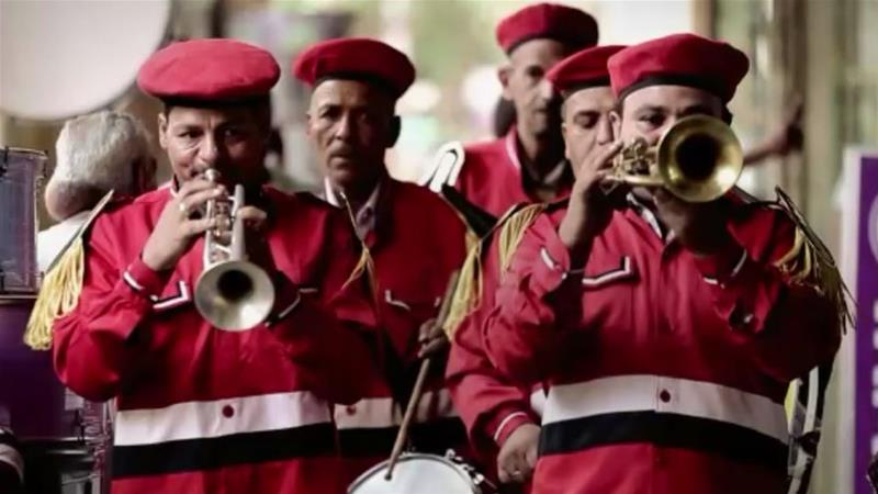 Egypt: Hasaballah, the People's Music