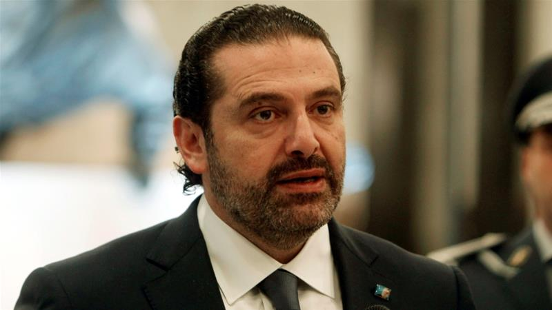 Saad Hariri's resignation speech on November 4 echoed frequent rhetoric from Saudi Arabia against Iran and its allies [File: Reuters]