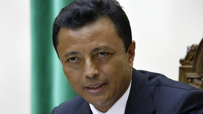Madagascar: Return of a President