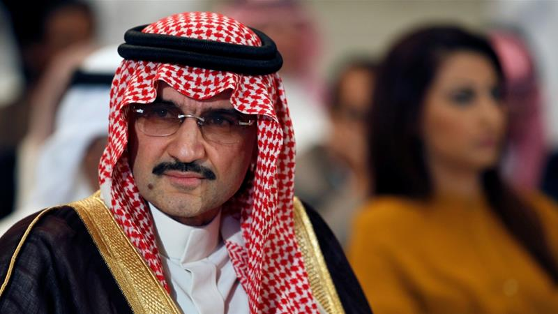 Saudi's Kingdom soars on Alwaleed release, earnings hit SABIC
