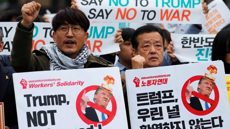 Are US and North Korea on the verge of nuclear war?