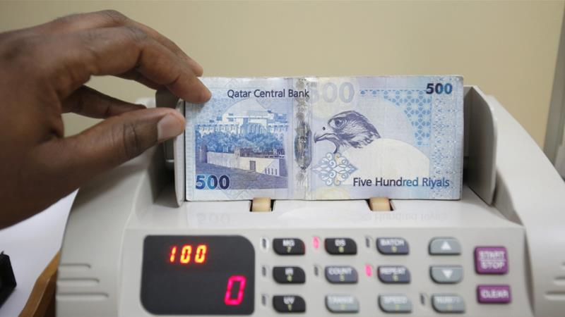 Qatari central bank slams conspiracy to undermine the Qatari Riyal [File: Reuters]