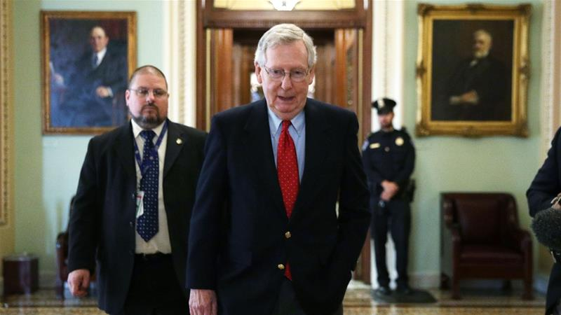 End to shutdown in sight as Senate breaks Democratic filibuster