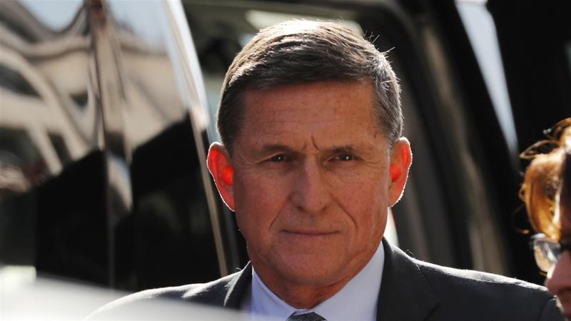 Michael Flynn's business partners arrested over 'illegal lobbying plot'