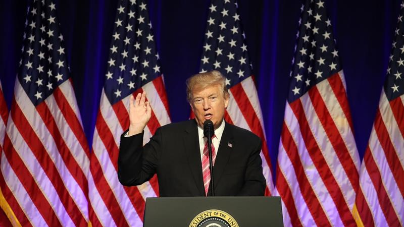 Trump wants tightened immigration laws after NYC attack