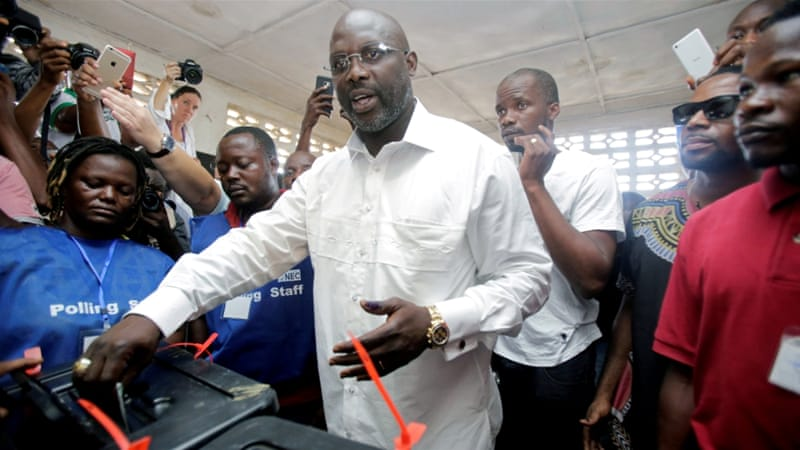 Liberia elections: Run-off vote set for December 26
