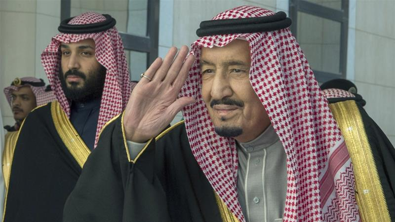 Saudi King Salman decries Trump's Jerusalem decision