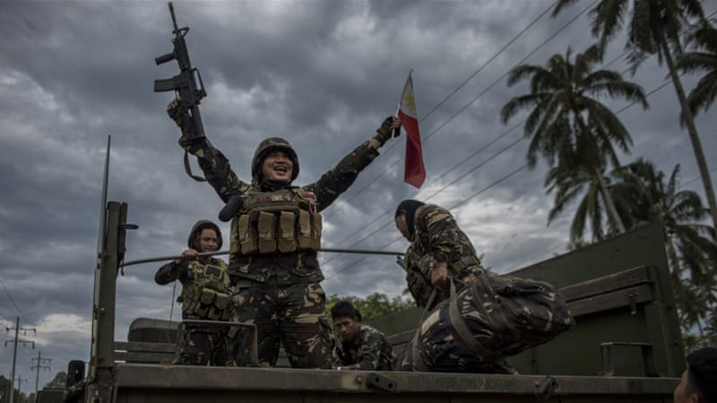 Philippines extends martial law to 'eradicate' ISIL