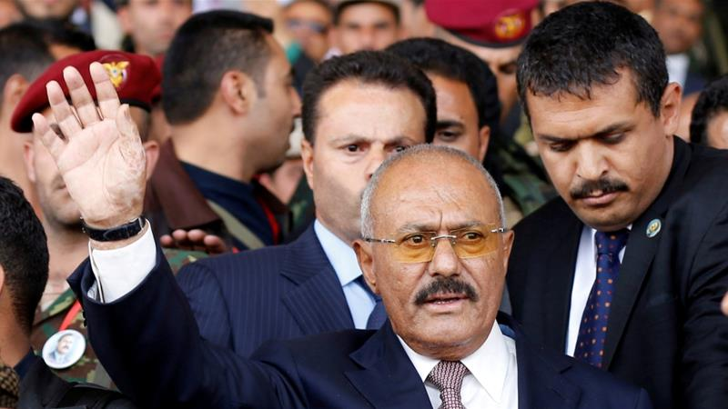 Yemen: Houthis meet members of late president's GPC