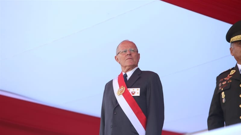 Peru Congress to debate impeachment of president