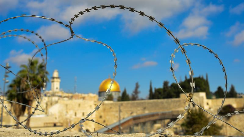 Jerusalem: Media flashpoints and erased narratives