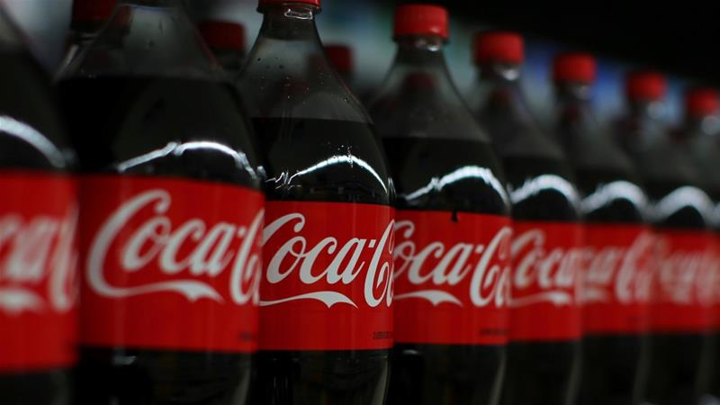 Coca-Cola was created in 1886 [Reuters]