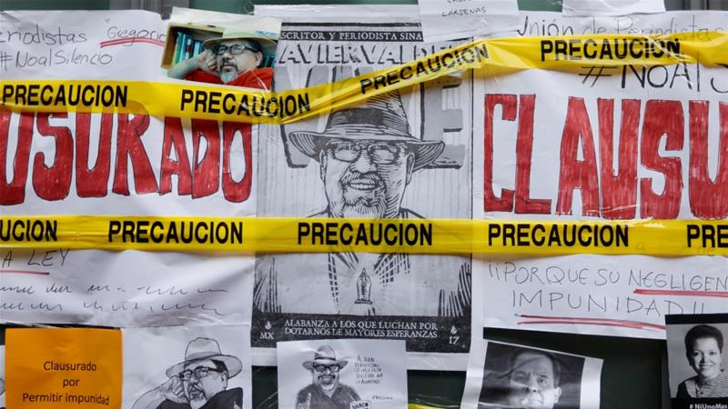 Journalist Murdered in Northern Mexico, at Least 5th of 2018