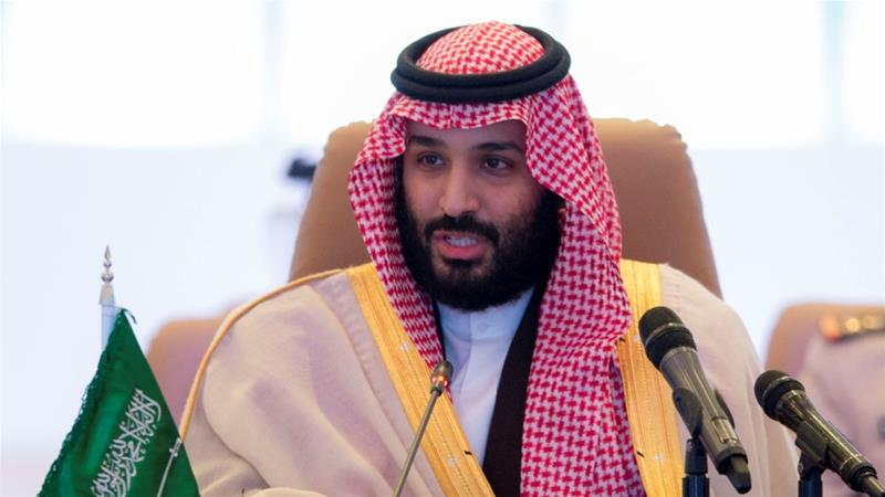 Mohammed bin Salman has been criticised for alleged abuses at home and abroad [Reuters]