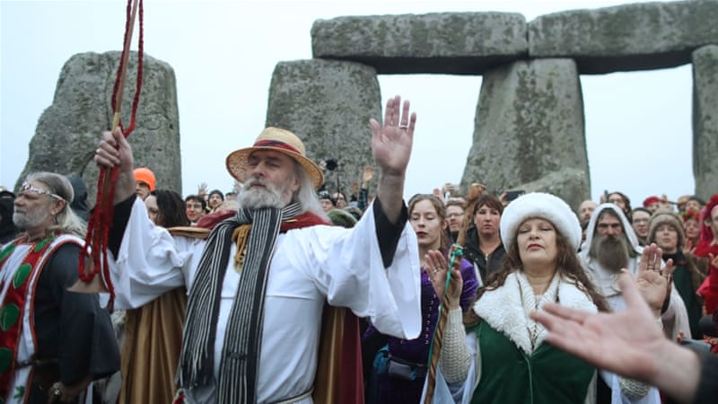 Winter Solstice 2017: The shortest day of the year