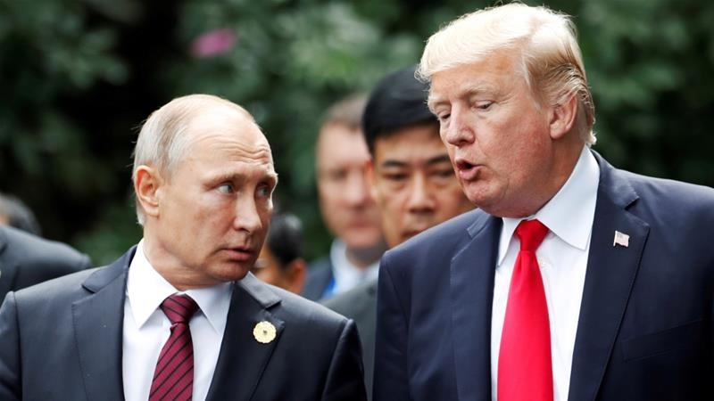 Are the US and Russia headed for more tension in 2018?