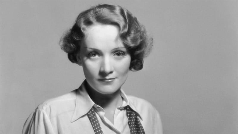 Marlene Dietrich facts