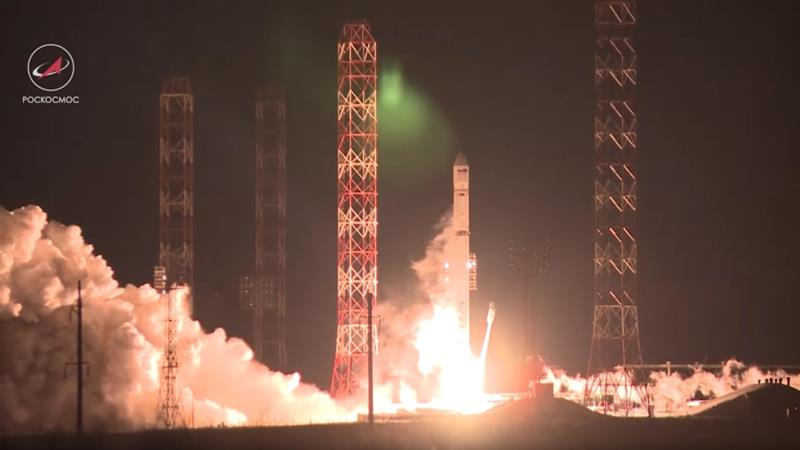 Russian manufacturer confirms connection lost with Angolan satellite
