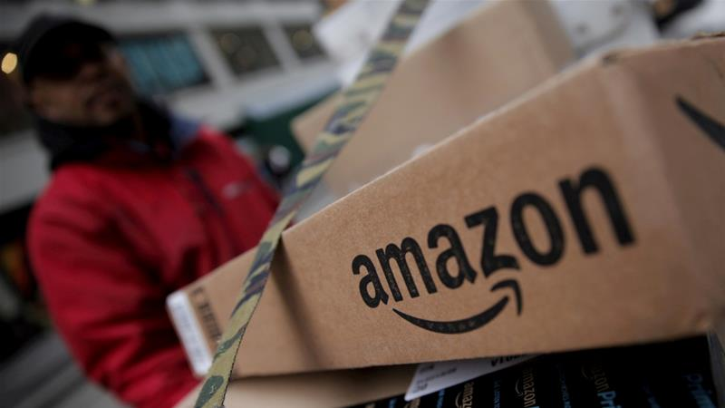 Amazon Raises Minimum Wage to $15 an Hour for All Employees