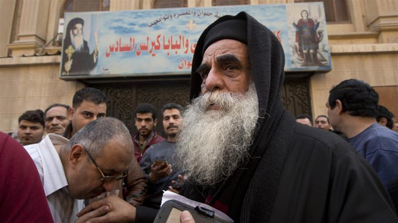 Coptic Christians targeted in Egypt attacks